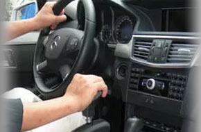 hand control driving aid