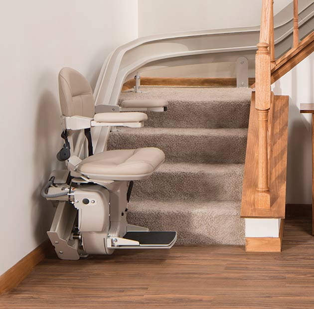 Stair Lift Curved
