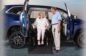 Wheelchair Van Rentals